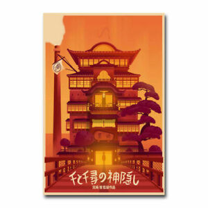 20A200 Supernatural Car TV Series Art Poster Silk Deco 12x18 24x36