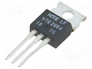 Transistor-N-Mosfet-17A-60V-TO220-NTE2984-N-Kanal-Transistoren-Tht
