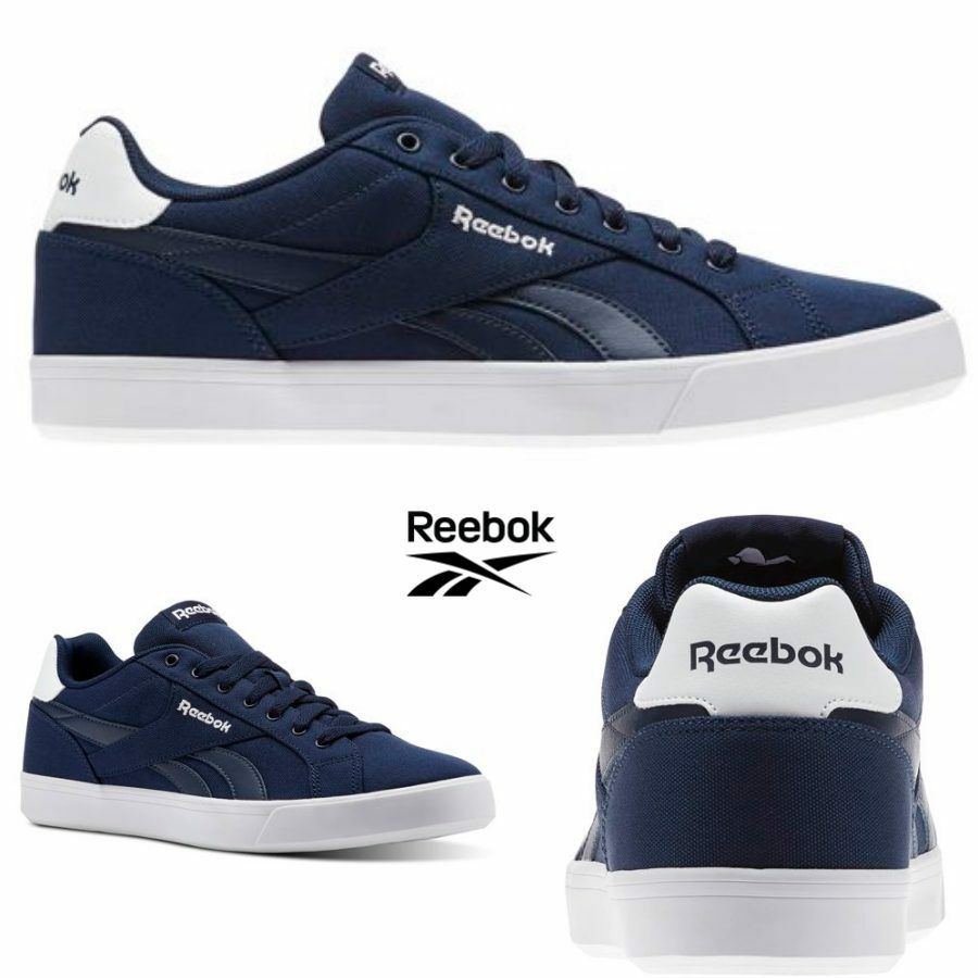 Reebok Classic Royal Complet 2 LT shoes Sneakers Navy CM9636 SZ 4-12.5 Limited