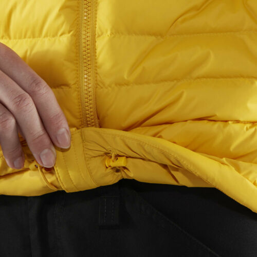 Fjällräven Expedition Lätt Hoodie Damen-Winterjacke Steppjacke Synthetik-Füllung