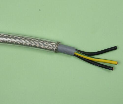 CLASSIC 110 CY Steuerleitung 1-100m Geschirmt 3x1,5mm² 3G1,5 Lapp 1135303