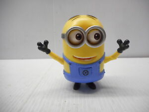 Thinkway Toys Despicable Me Minion Moving Hands Mouth And Eyes Ebay