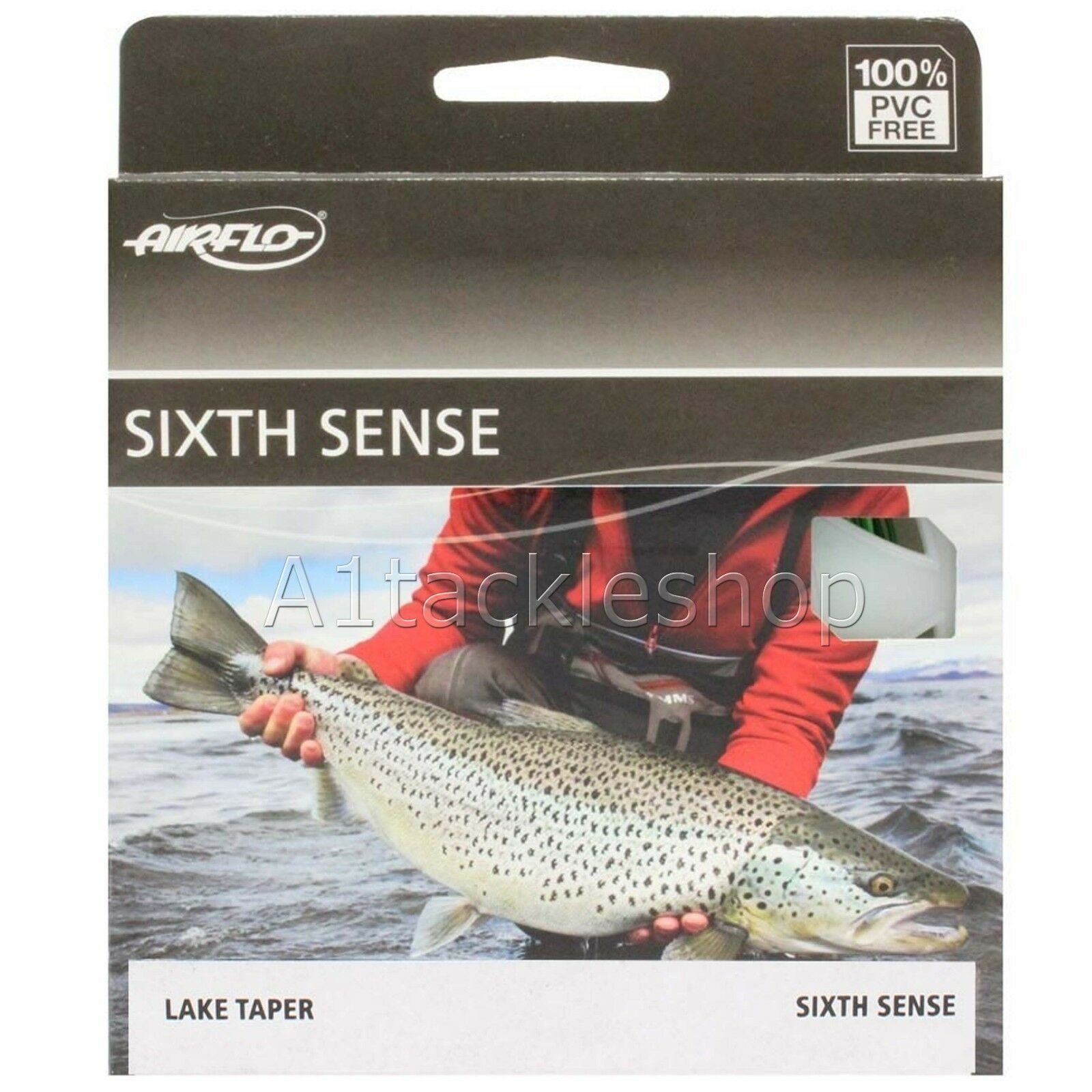 Airflo Sixth Sense Lake Taper Sinking Fly Lines