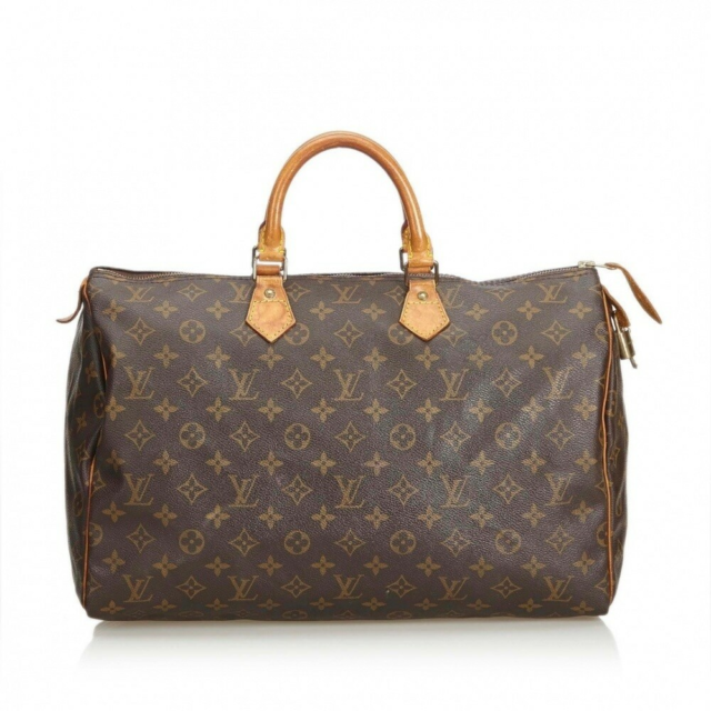 Dufflebag, Louis Vuitton, læder, Louis Vuitton Marly…