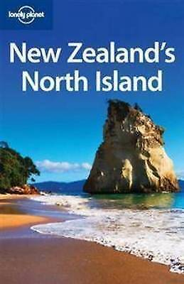 New Zealand's North Island (Regional Travel Guide)-ExLibrary