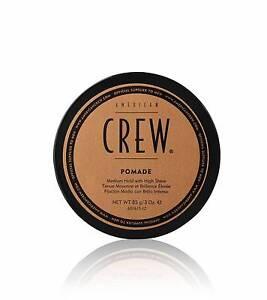 12 Pezzi American Crew pomade 85 gr cera capelli .Tenuta media