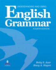 FREE 2 DAY SHIPPING: Understanding and Using English Grammar, 4th Edition (Book