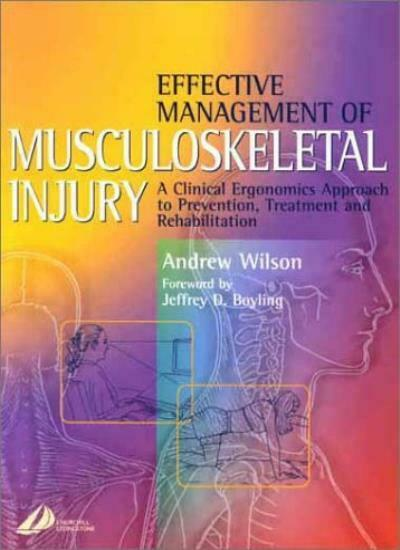 Effective Management of Musculoskeletal Injury:, MNZRO.=