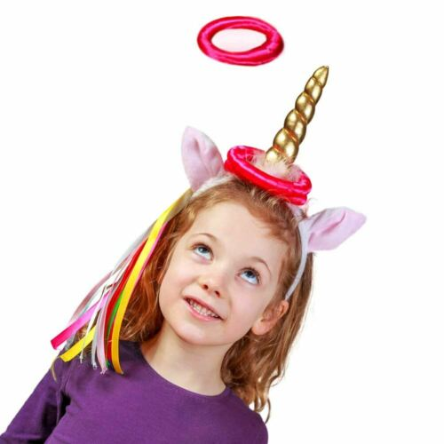 Novelty Unicorn Hoopla Birthday Hen Party Fun Game Boxed