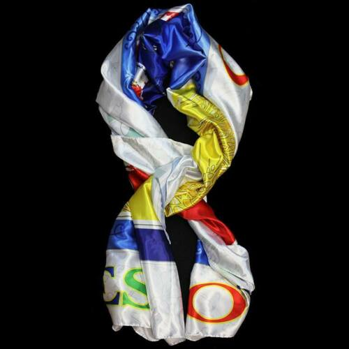 Order of the Eastern Star OES Polyester Scarf New!