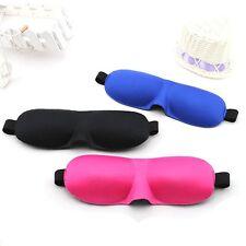 Comfortable 3D Sleeping Eye Mask Relax Sleep Masks, Super Light Soft Travel