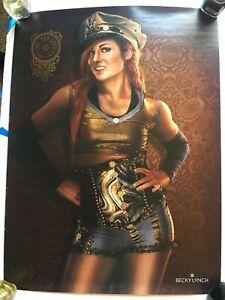 Charlotte Flair 8x10 Photo Espn Body Issue Print Nude WWE