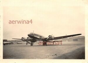 Lufthansa-Flugzeug-Focke-Wulf-Fw-200-Flugplatz-Staaken-Berlin