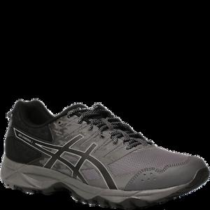 Men's Asics GEL-SONOMA 7 Carbon/Black Rubber Sole Lace-Up Running Shoes