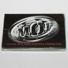 M.O.P. First Family 4 Life SNIPPETS Cassette Tape SEALED Promo '98 Hip Hop Rap