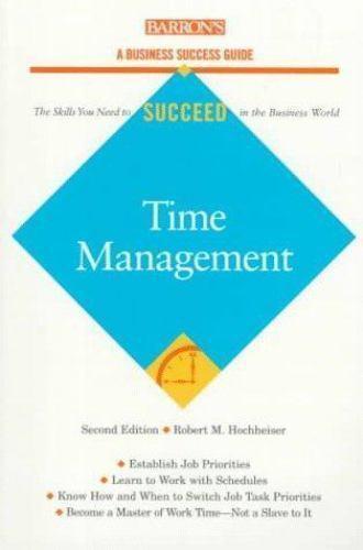 Time Management [Barron's Business Success Guides]