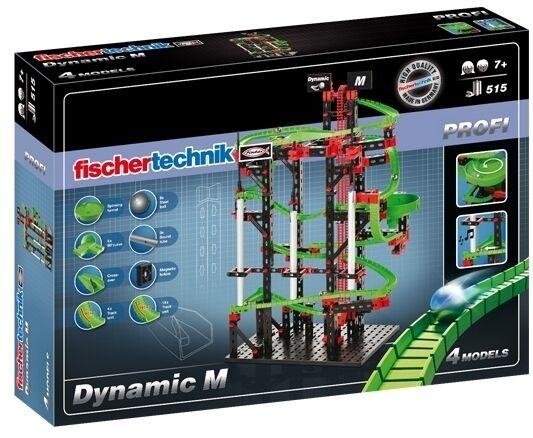 NEU fischertechnik 533872 PROFI Dynamic M Kugelbahn OVP