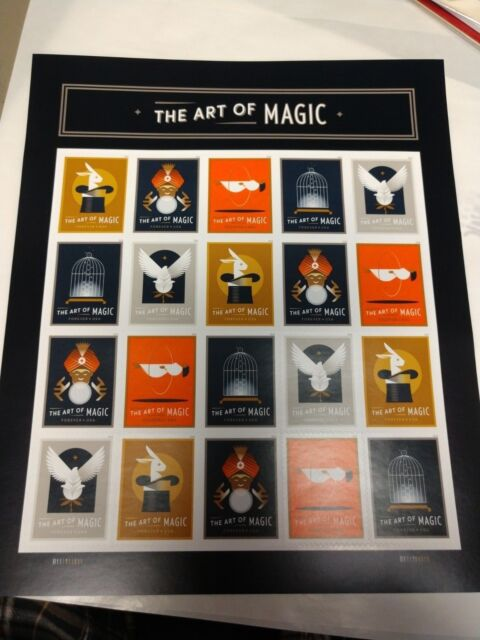 Commemorative Stamps Magic Celebration Collectible Ships Worldwide