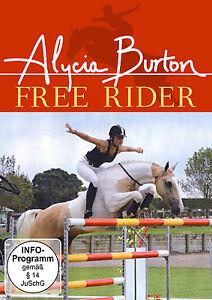 Pferde-DVD-Alycia-Burton-Free-Ride