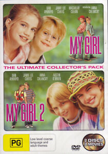 MY-GIRL-1-amp-2-New-2-Dvd-Collection-MACAULAY-CULKIN