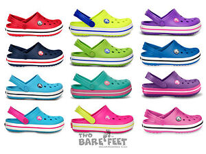 Crocs-Kids-Crocband-Shoes-Clogs-New-Genuine-Crocs