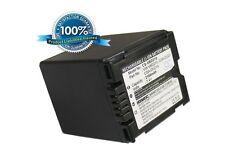 7.4 V Batteria per PANASONIC NV-GS37, CGA-DU21, SDR-H20EB-S, CGA-DU21A LI-ION NUOVA