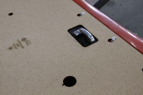 Blank Flat Trim Panels. Ford Escort MK2 Sedan Door Cards Modified from original