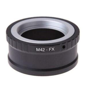 M42-M-42-Lens-to-Fujifilm-X-Mount-Fuji-X-Pro1-X-M1-X-E2-M42-FX-Adapter-Ring-N0N0