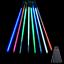 8 Falling Rain Drop Icicle Snow Fall String LED Cascading Xmas Tree Lights Decor