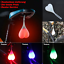 Leucht-Hoden Rückleuchte licht Silicone Light Bike Balls JGA NEU /& OVP