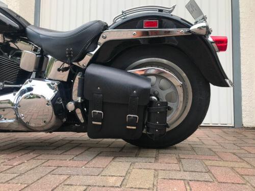 Hulk pagine Valigia con portabevande WILD STAR DRAGSTAR Yamaha Suzuki Chopper Nuovo