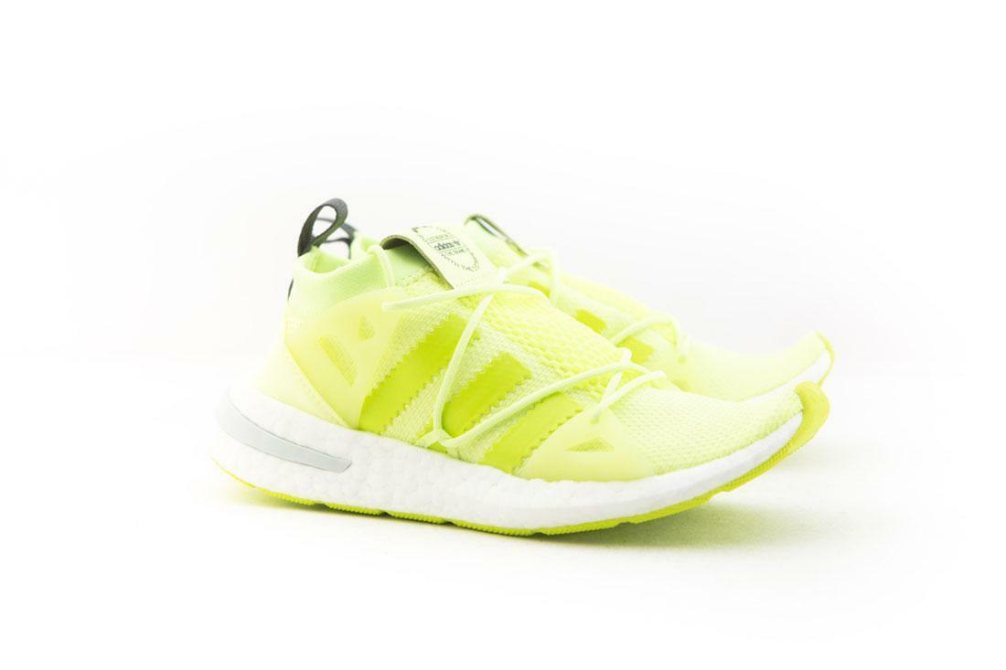 B28111 Adidas Damens yellow Arkyn W yellow glow semi solar yellow Damens Grau five 75394e