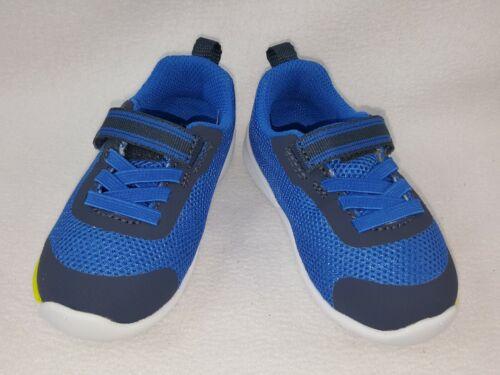 "Stride Rite /""SRT Dimitri/"" Little Kids Boys Toddler Sneakers,Royal Size 6 Ex Wide"