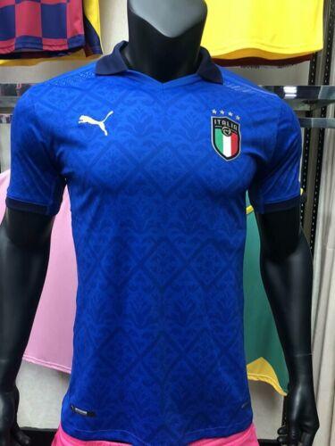 Italy Jersey Shirt home 2020//2021 Football Adult S-XXL Shirt NEW