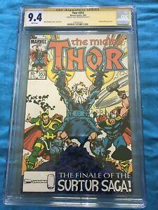 Thor-353-Marvel-CGC-SS-9-4-NM-Signed-by-Walt-Simonson