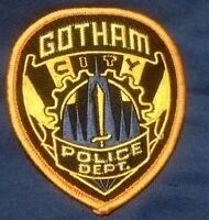 Tim Burton'sBatman Movie Prop Gotham City Police Department Patch