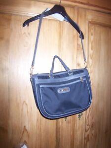 acab0253d545b Das Bild wird geladen SAMSONITE-Damen-Tasche-Schultertasche-Handtasche -Beutel-Bag