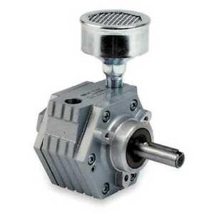 Gast 4Am-Nrv-92 Air Motor,1.8 Hp,78 Cfm,3000 Rpm