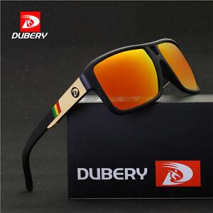 DUBERY-Lunettes-de-Soleil-Polarisees-Anti-UV400-Carre-Sport-Homme-Femme-Boite
