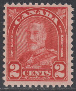 Canada-165-2-King-George-V-Arch-Issue-Mint-Never-Hinged-A