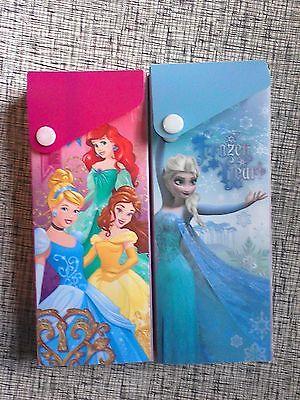 Frozen Disney Licensed Character Pencil Case Pouch