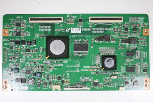 """Samsung 46/"""" LN46A650A1FXZA LJ94-02347D T-Con Timing Board Unit"""