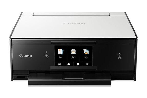 Buy Canon Pixma TS9020 Wireless All-In-One InkJet Printer - White (1371C002) online | eBay