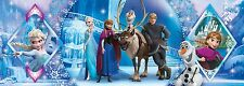 NEW! Clementoni Disney Frozen 1000 piece panoramic jigsaw puzzle 39349
