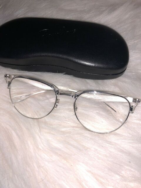 a0ef828fc2 Ray Ban Rx6396 2001 Silver Eyeglasses for sale online
