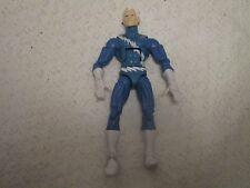 Loose Hasbro Marvel Legends Blob Series Quicksilver Action Figure Blue Version