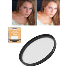 62mm Soft Filter Focus Diffuser Effect Lens For Canon Nikon DSLR Digital PL