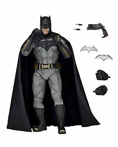 Batman (Ben Affleck) Batman Vs Superman 1/4 escala 18 18 18 Figura De Acción Neca 2018 e08512