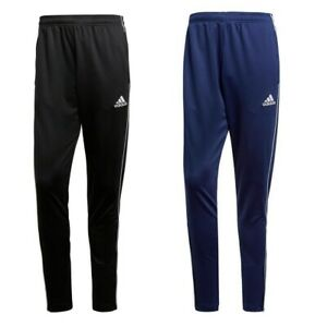 Adidas-Mens-Core-18-Tracksuit-Bottoms-Football-Track-Pant-Sport-Training-Trouser