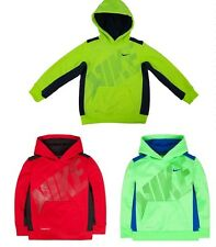 Nike KO 3.0 Therma-FIT Fleece Hoodie,SIZE 2 TO 7, MSRP $38